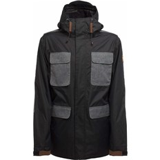 Jacke SESSIONS - Airborn Jacket Black (BLK)