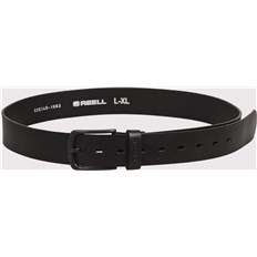 Gürtel REELL - All Black Buckle Belt Black (BLACK)