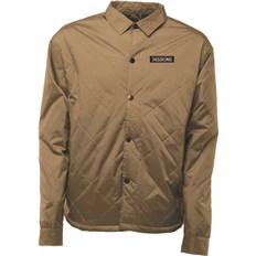 Jacke SESSIONS - Alpha Charlie Insulated Shirt Sand (SND)