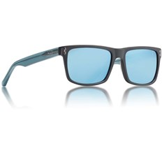 Sonnenbrille DRAGON - Blindside Matte Black/Blue (002)
