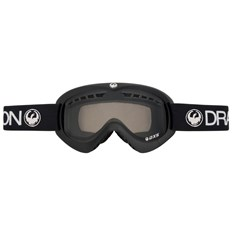 Brille DRAGON - Dxs Coal (Smoke + Yellow) (034)