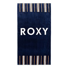 Handtuch ROXY - Hazy Mix Medieval Blue Macy Stripe Swim (BTE3)