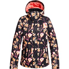 Jacke ROXY - Torah Bright Roxy Jetty Jk True Black Magnolia (KVJ6)