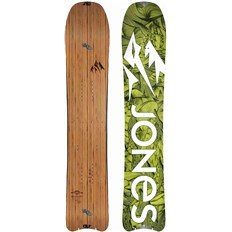 Snowboard JONES - Hovercraft Split Brown (BROWN)