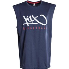 Leibchen K1X - Core Tag Basketball Sleeveless navy (4401)