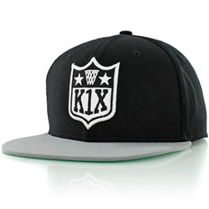 Cap K1X - Play Harder black/grey (0800)