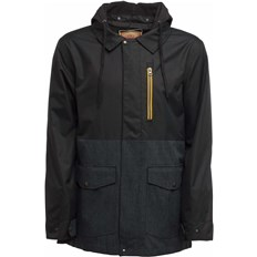 Jacke SESSIONS - Lithium Jacket Black (BLK)
