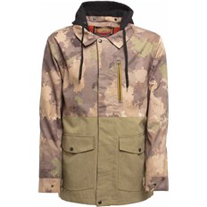 Jacke SESSIONS - Lithium Jacket Camo Fatigue (CFT)