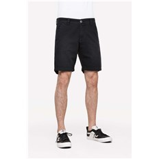Shorts REELL - Miami Chino Black Wash (Black Wash)