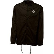 Jacke SESSIONS - Missile Coaches Jacket Black (BLK)