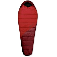 Schlafsack TRIMM - Balance Red/Dk.Red (RED/DK.RED)