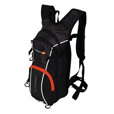 Rucksack TRIMM - Cruiser 12L Black/Orange (BLACK ORANGE)