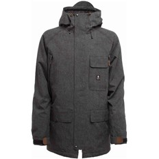 Jacke SESSIONS - Supply Jacket Black (BLK)