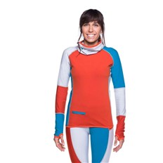 Thermo-Unterwäsche MAJESTY - Surface Lady Top Colour (COLOUR)